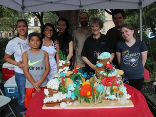 Architecture Center Houston presents 8th Annual Gingerbread Build-Off