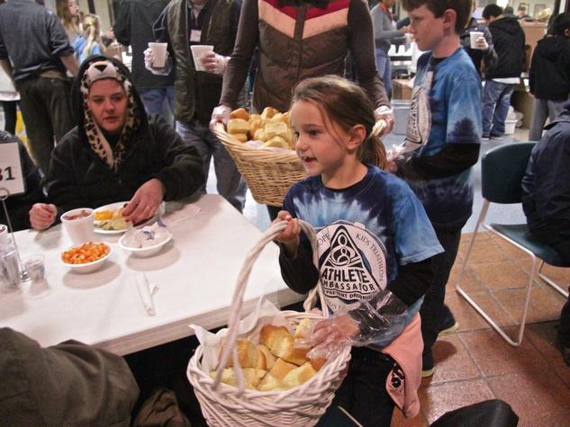Jack Allen's MLF Thanksgiving bread
