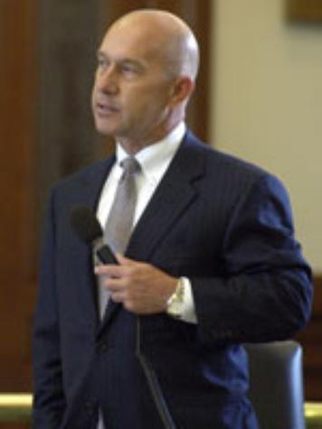 State Senator John Whitmire