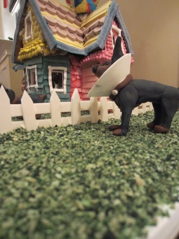 Fourth Annual Christmas Tail Gingerbread Doghouse Contest & Auction