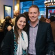 5 Elizabeth O'Dowd and Matt Young at the Artesa wine tasting at Cru March 2014