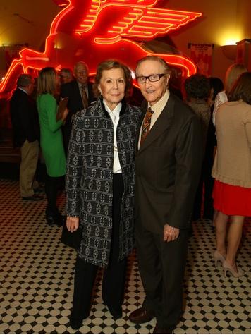 175 Ruth and Ken Altshuler, old red museum exhibit