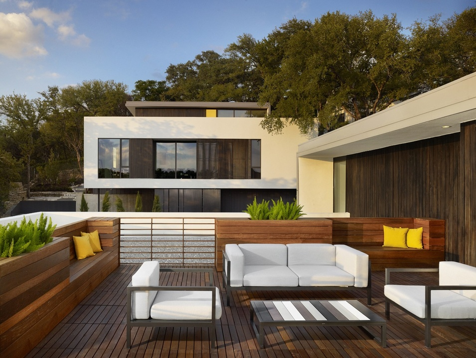 These Fabulous Austin Backyards Boast The Best In Outdoor Living