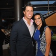 Matt Schaub's foundation dinner April 2013 Brian Cushing, Megan Cushing