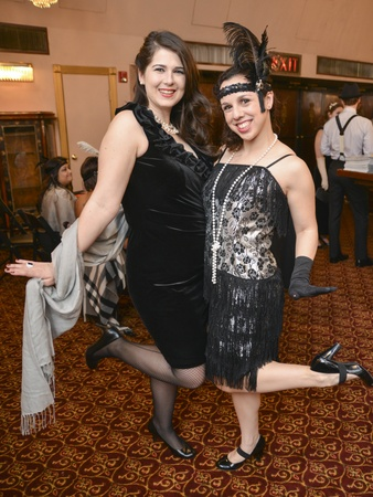 19, HYPA Gala, February 2013, Holly Cassard, Allison Conlan
