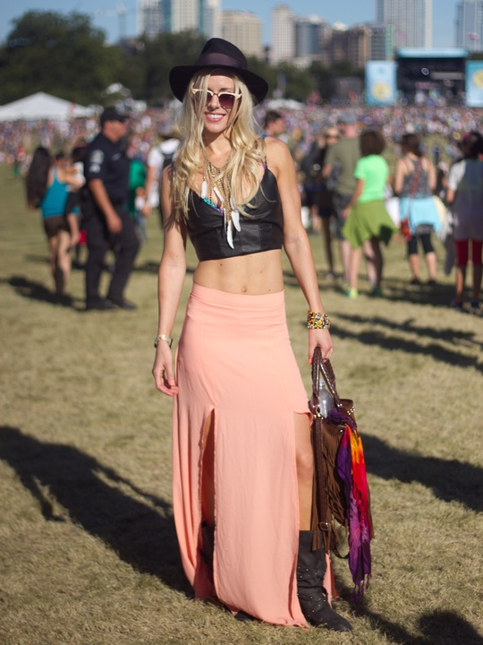 ACL Festival Style 2013 Jenny Weaver-Evy