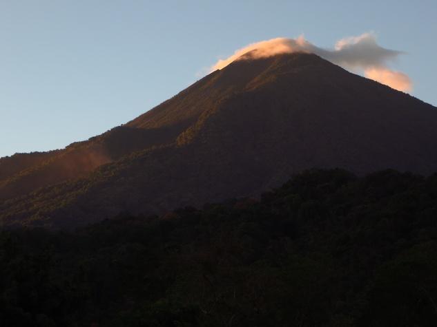 Views of Atitlan Volcano Stephan Lorenz Lake Atitlan Guatemala travel article April 2015