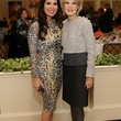 1 Alissa Maples, left, and Virginia Steppe at the CancerForward luncheon November 2013 THIS
