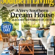 Southern Living cover August 2014