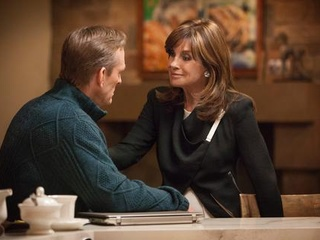 Ted Shackelford and Linda Gray in Dallas