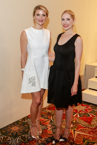 Best Dressed Luncheon, March 2016, Stephanie Cockrell, Isabel David
