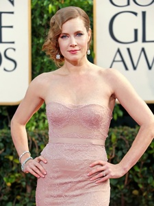 Amy Adams, Golden Globes, Tiffany, Marchesa
