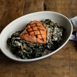 True Food Kitchen Kale and Salmon