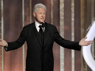 Bill Clinton, 70th Golden Globes