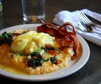 Breakfast at Ellen's Southern Kitchen in Dallas