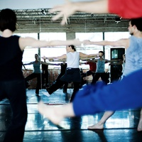 News_Nancy Wozny_Madonna_dance class_Hope Center