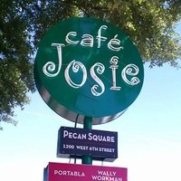 Cafe Josie_Austin restaurant_sign_2015