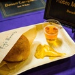 Robin Mueller Texas Renaissance Festival winning food contest entry King's Bierock