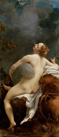 Habsburg Splendor, Correggio, Jupiter and Io