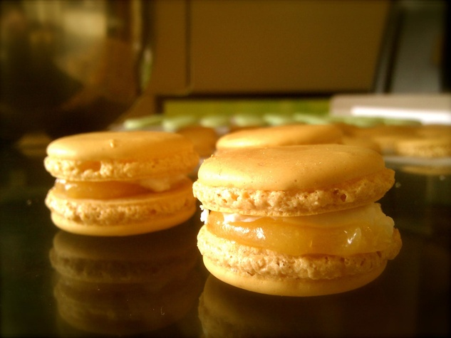 macarons, Macaron by Patisse