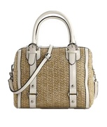 dsw Kelly & Katie Kyla Straw Satchel