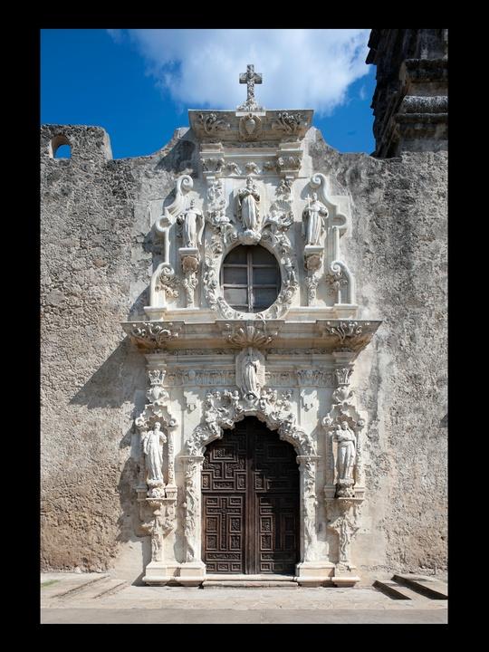 02, AIA Houston, Sacred Spaces, audio photo essay, November 2012, Mission San Jose, San Antonio