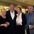 10 Janet Morris, from left, R.O. and Carol Hunton and Larry Morris at the Mercedes-Benz of Sugar Land Cystic Fibrosis Event October 2014