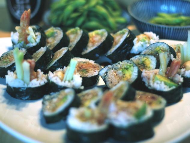 Sushi Rock