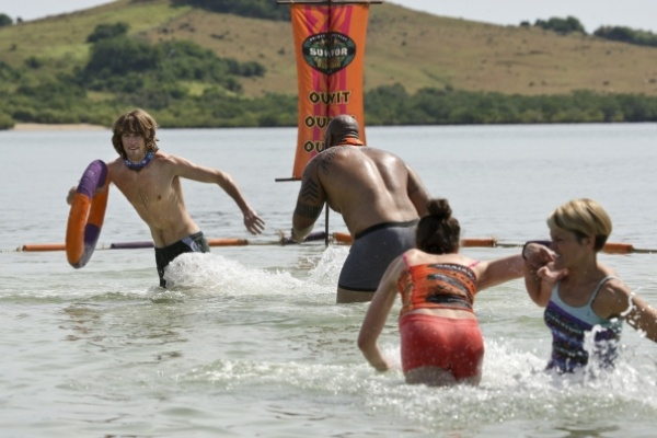 Austin photo: News_Ryan_Survivor caramoan_episode one_feb 2013_competition