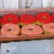 River Oaks Donuts June 2013 lady