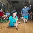 2346 Karina Pal Montano Bowers and Noel Bowers at Camp Catastrophic May 2014