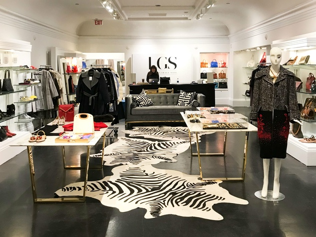 Marsha harris scott splenderosa for Luxury garage interiors