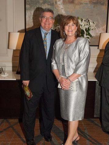 40 Santa Maria Gala May 2013 Frank Rynd and Diane Beck