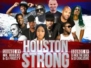 Xcelsior Productions LLC presents Unijamz Texas Strong Relief Benefit Music Fest
