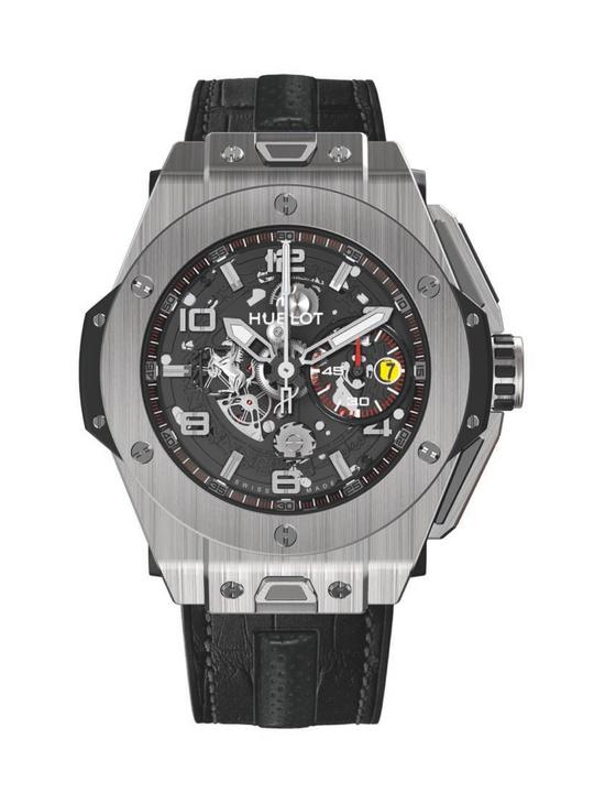 Zadok promoted series, watches, Hublot – Big Bang Ferrari Titanium (Men's)