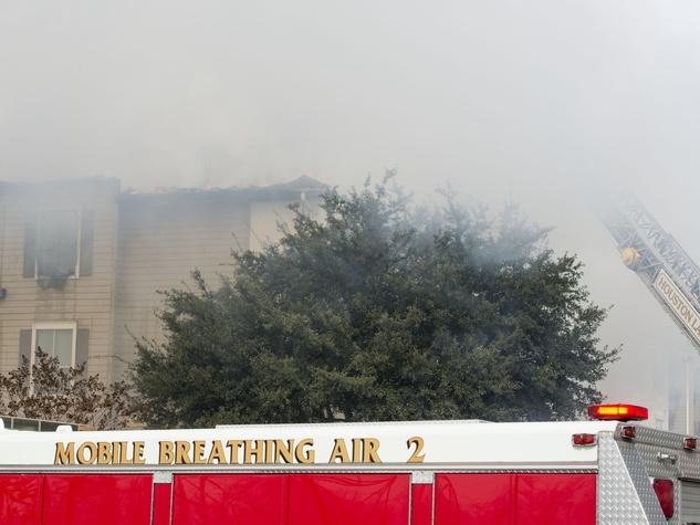4 Remington Park Apartments fire January 2014