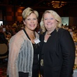 Margie Crump, left, and Elizabeth Quisenberry at the Council on Alcohol and Drugs luncheon May 2014