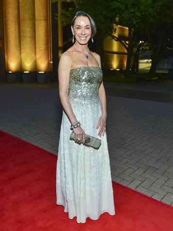 18 Sue Smith - Oscar de la Renta at the Opera Ball April 2014