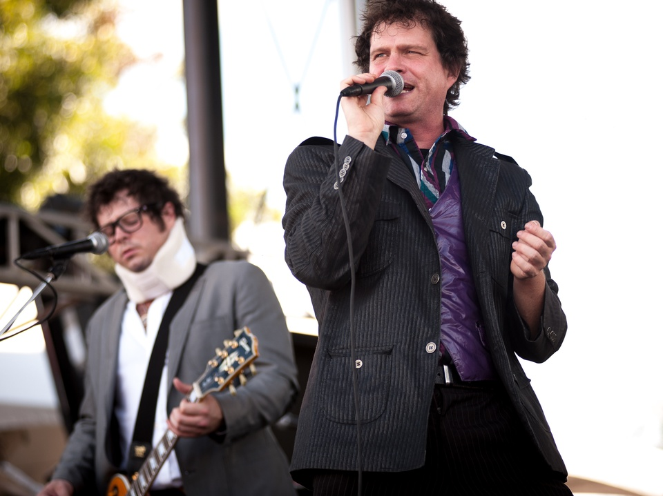 ACL Festival 2013 Day One Electric Six 5059