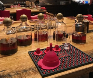Houston Bourbon Consortium Maker's Mark blend