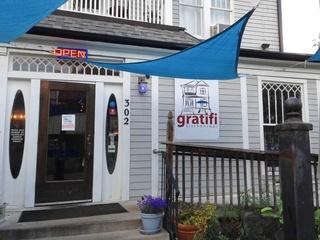 Gratifi Kitchen + Bar Houston exterior day
