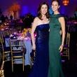 15 Phoebe Tudor, left, and Maregaret Tudor at the New York Philharmonic Opening Night October 2013
