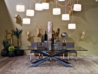 Cantoni Dallas showroom
