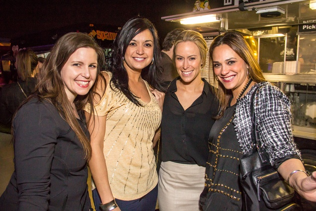 Casssi McHenry, Christina Lopez, Carey White, Laura McGraw