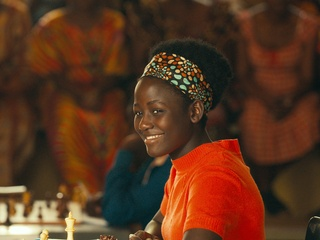 Madina Nalwanga in Queen of Katwe