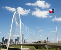 Dallas Margaret Hunt Hill Bridge