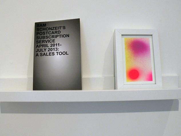 Sam Schonseit at RE Gallery