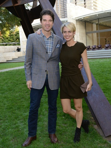 Brady and Megan Wood, Art Y'all