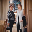013 Irina Litvak, left, and Tatiana Massey at the Pam & Gela party November 2014