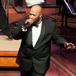 Bun B performing at the ADL Houston in Concert Against Hate November 2013